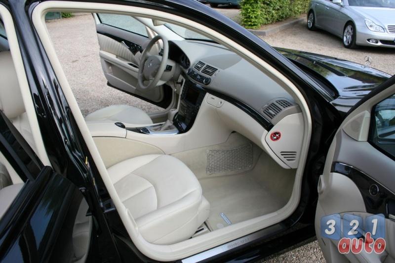 [Essai] La Mercedes E 420 CDI (W211)   Photo-66