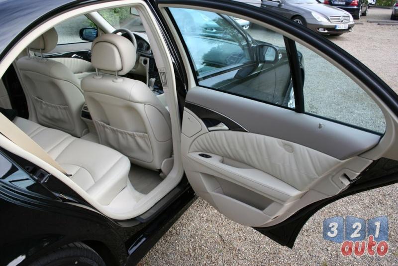[Essai] La Mercedes E 420 CDI (W211)   Photo-67