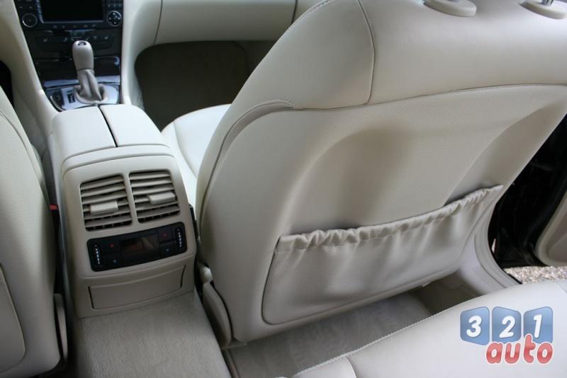 [Essai] La Mercedes E 420 CDI (W211)   Photo-68