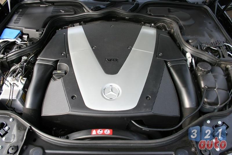 [Essai] La Mercedes E 420 CDI (W211)   Photo-74