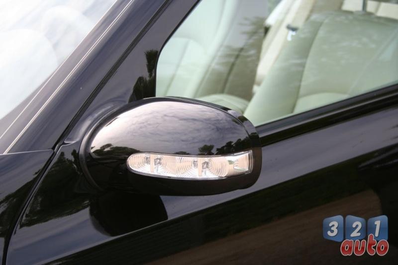 [Essai] La Mercedes E 420 CDI (W211)   Photo-80