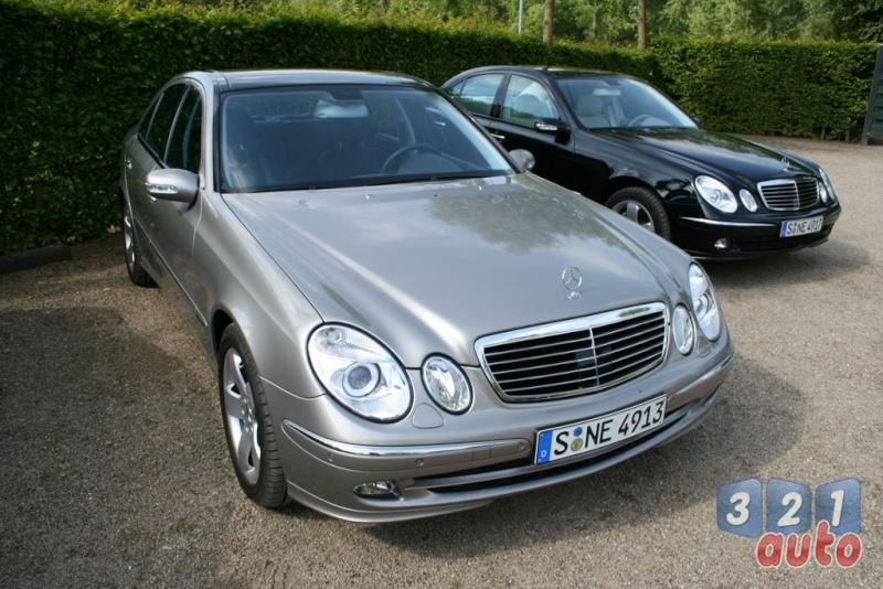[Essai] La Mercedes E 420 CDI (W211)   Photo-85