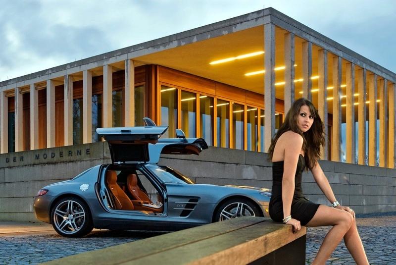 [Photos] Galerie : La Mercedes SLS Slsamg10
