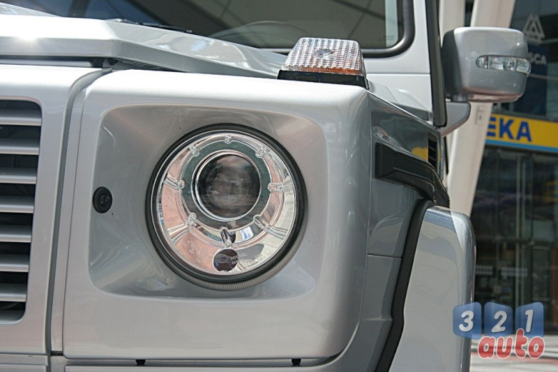 [Essai] Le Mercedes-Benz G 320 CDI Suv-me11