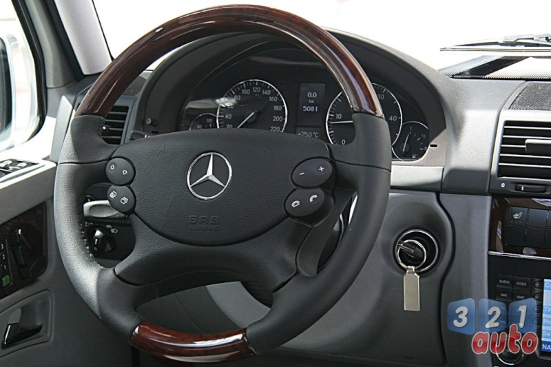 [Essai] Le Mercedes-Benz G 320 CDI Suv-me19