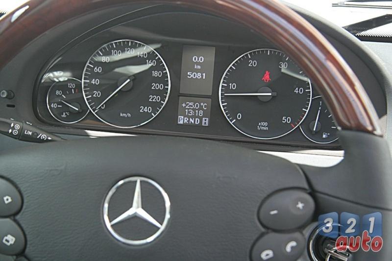 [Essai] Le Mercedes-Benz G 320 CDI Suv-me20