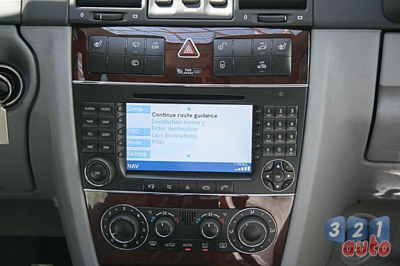 [Essai] Le Mercedes-Benz G 320 CDI Suv-me21