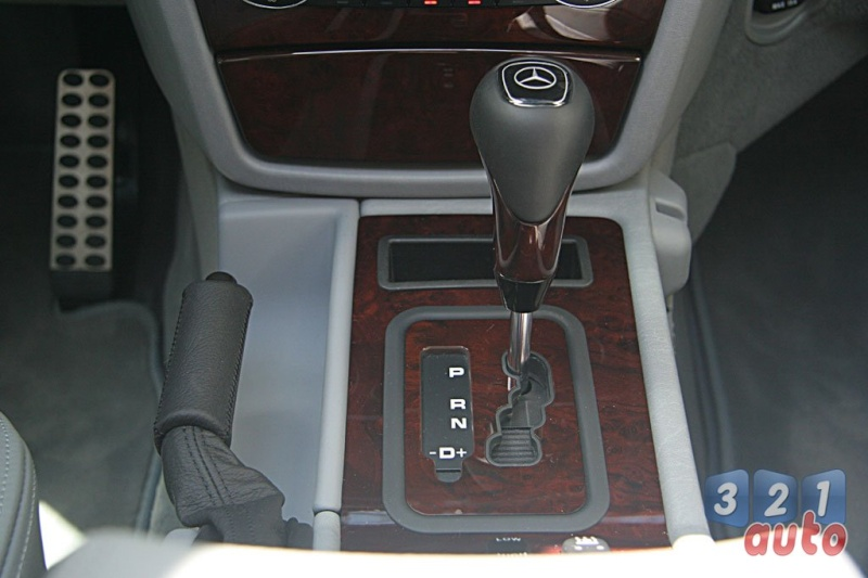 [Essai] Le Mercedes-Benz G 320 CDI Suv-me23