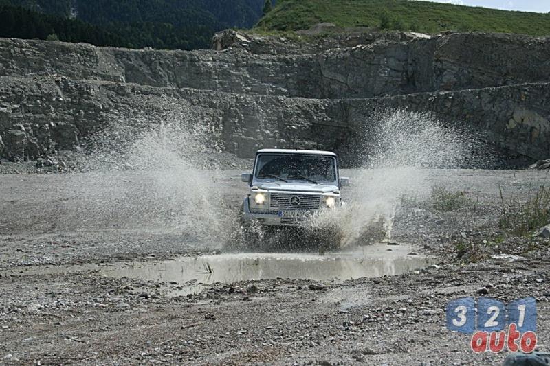 [Essai] Le Mercedes-Benz G 320 CDI Suv-me28