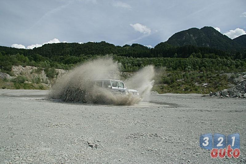 [Essai] Le Mercedes-Benz G 320 CDI Suv-me31