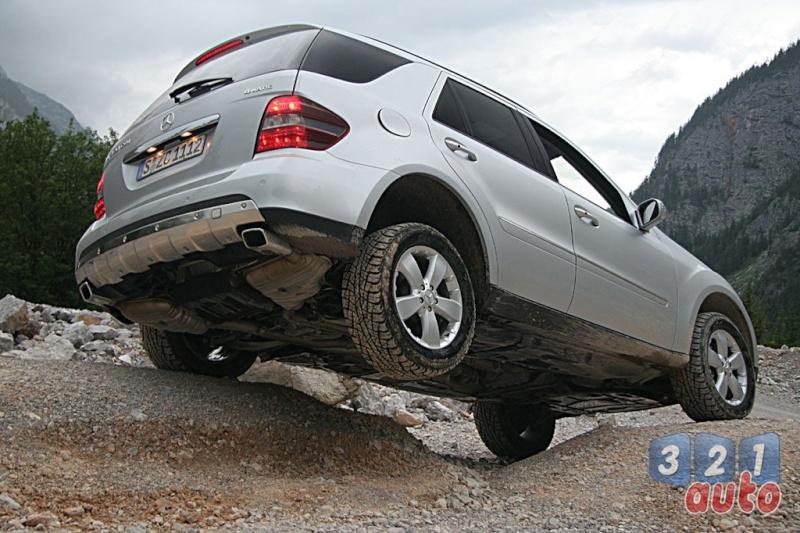 [Essai] Le Mercedes-Benz G 320 CDI Suv-me38