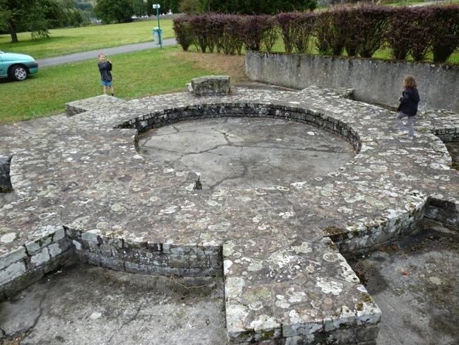 ruines gallo-romaines de Mackwiller (Bas-Rhin) P1060330