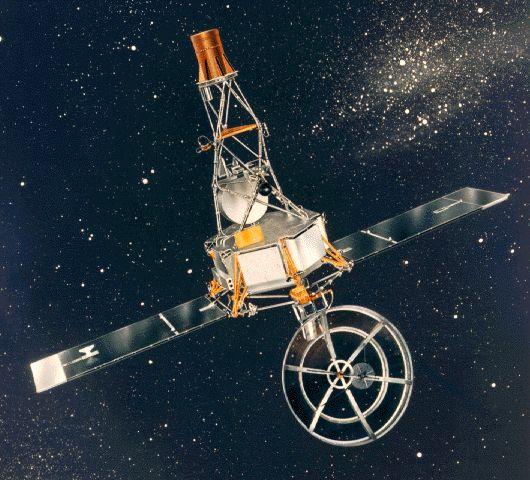 27 août 1962 - Mariner 2 - 1er survol réussi de Vénus Marine10