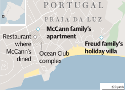 NEWSFLASH - The late Sir Clement Freud, resident of Praia da Luz and friend of the McCanns, exposed as a serial paedophile, Lady Freud apologises, Operation Grange to investigate McCann-Freud links (Daily Telegraph 14 Jun 2016)  Clemen10