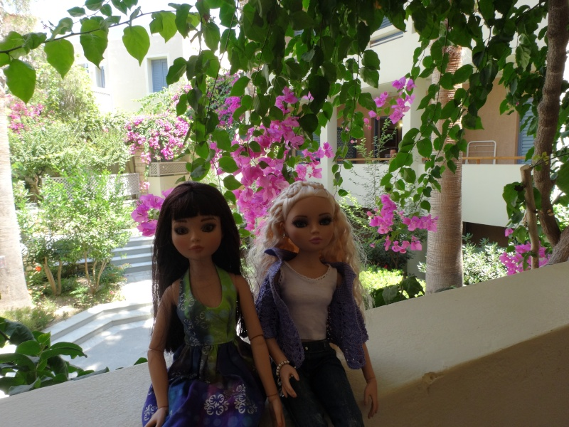 Deux Ellowyne en vacances avec Mellody  - Page 2 Dsc01010