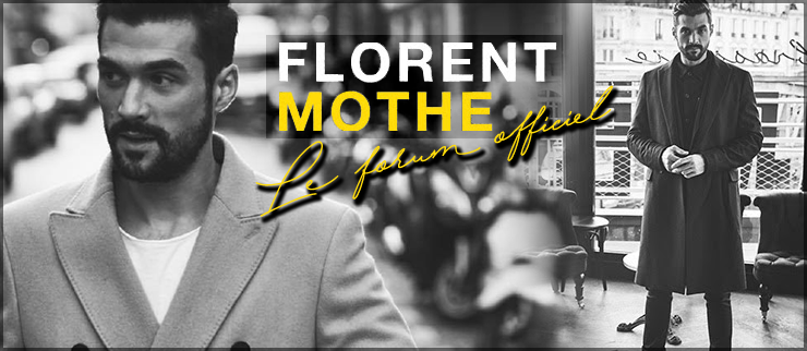 Florent Mothe, le Forum Officiel