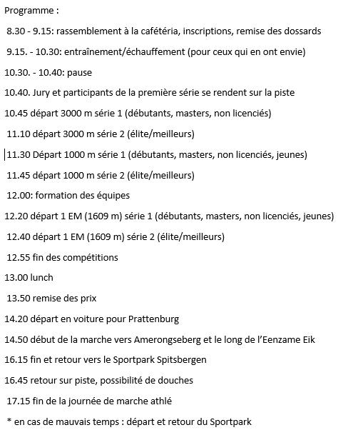 7ème Triathlon de sprint+journée de marche (NL): 10/9/2016 Triath12