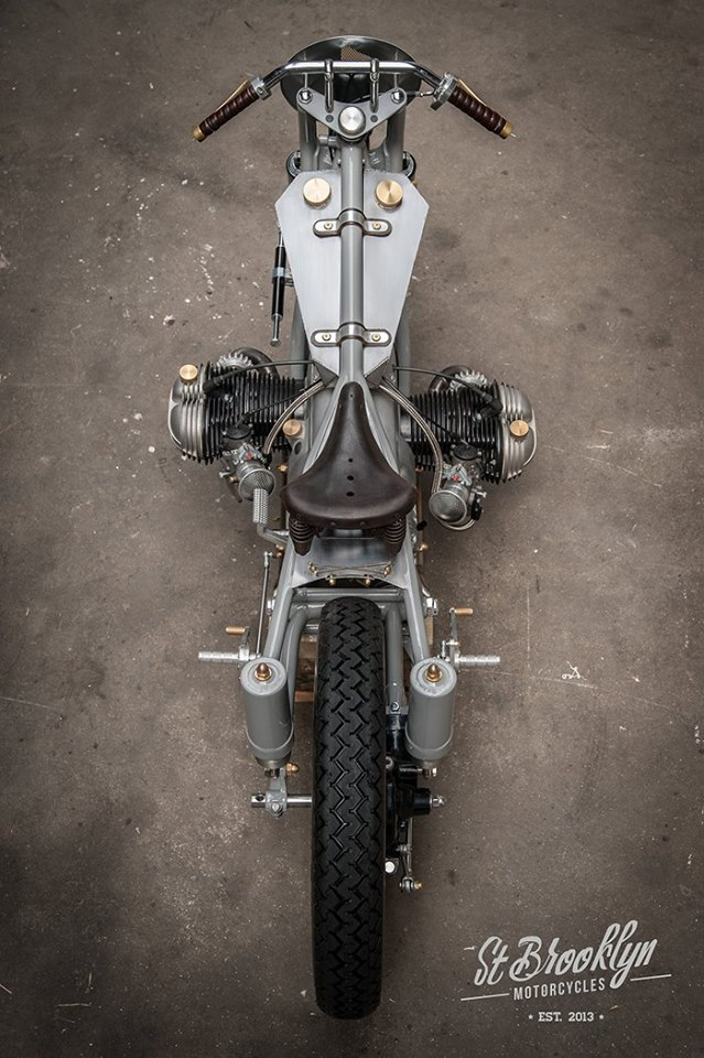 St-Brooklyn Motorcycles bobber St-bro13