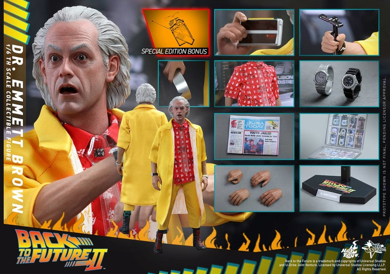 MMS?? : Dr. Emmett Brown - Back to the future 2 13710410