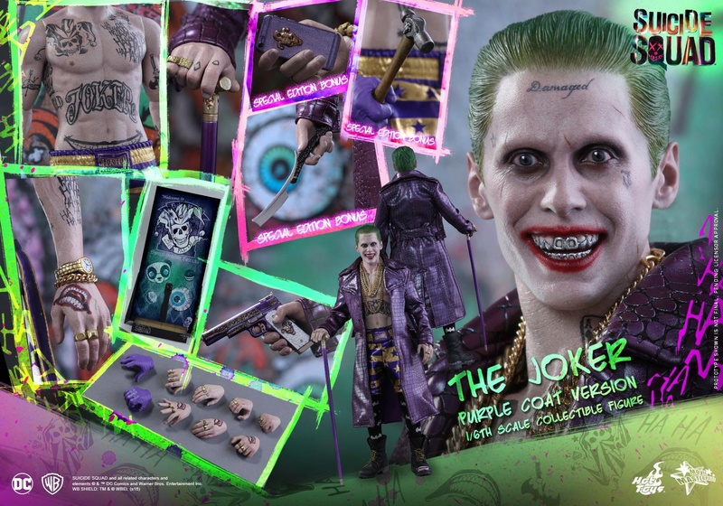 MMS??: Suicide Squad  - The Joker 13738111