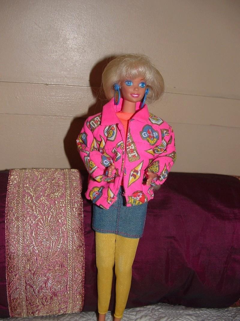 Les Barbies de ma soeur et ma nièce - Rajout des années 1980-90 Dscf0114