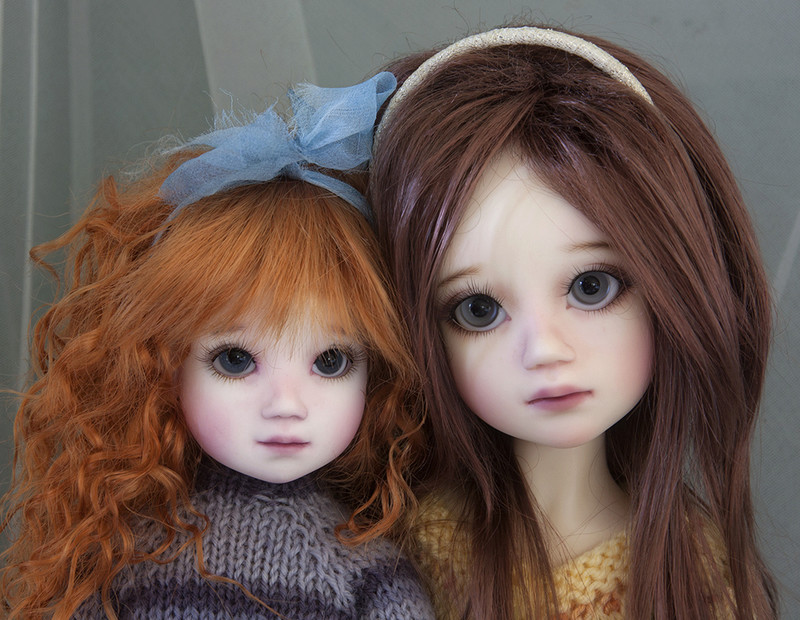une petite soeur pour Luna Ml310