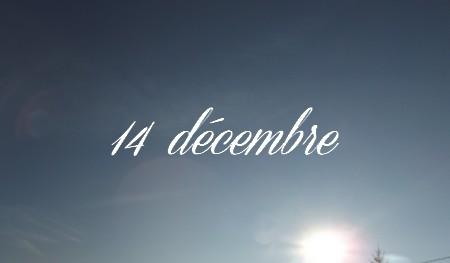 14 décembre 00426