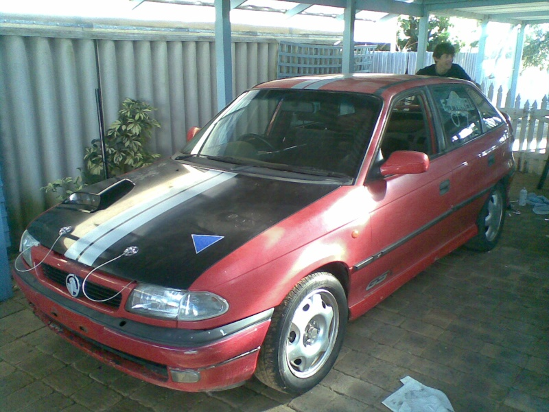 for sale: 96 Holden astra 16012010
