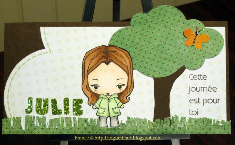 Carte Bonne Fete Julie Gratuite.25 Juillet Bonne Fete Julie
