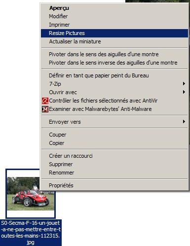 Redimensionner une image sous windows Tuto111
