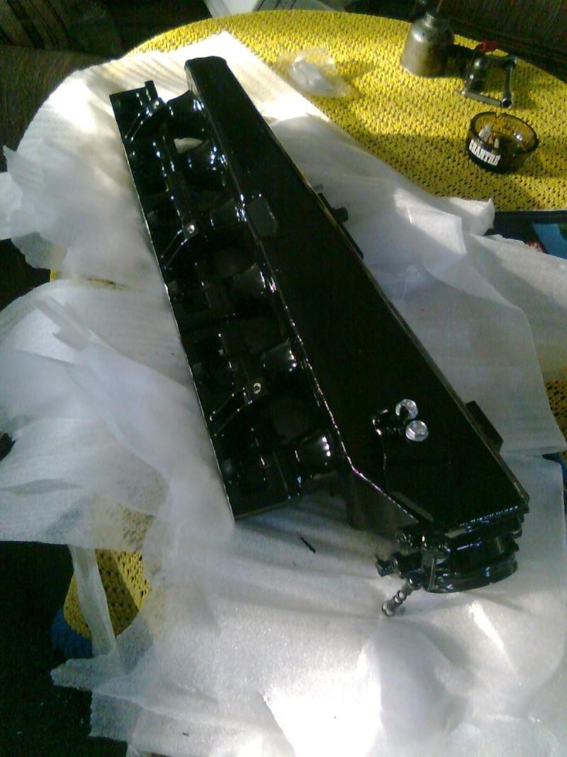 Omega A 3l 24v Turbo, Baustelle wird beendet, Auto geschlachtet - Seite 5 Bild0015