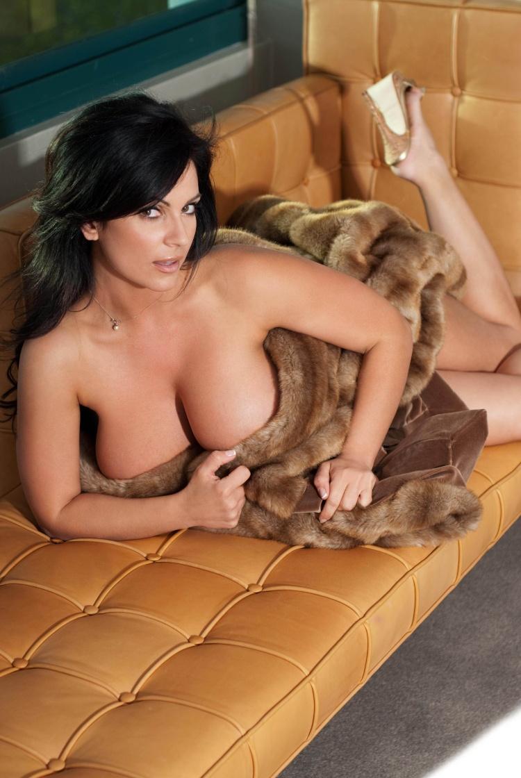 Denise Milani Cozy Blanket