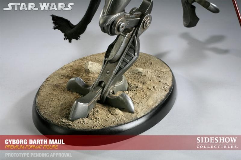 Cyborg Darth Maul - Premium Format Figure  30002213
