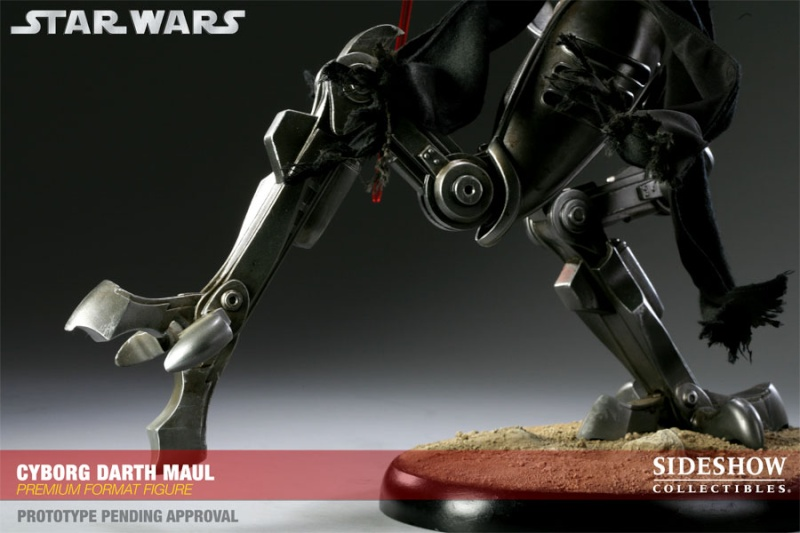 Cyborg Darth Maul - Premium Format Figure  30002214