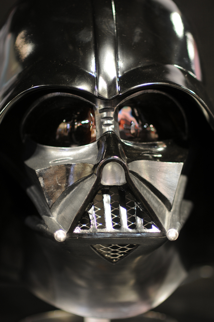 eFX - DARTH VADER HELMET LEGEND - EPISODE IV: A NEW HOPE 48181410