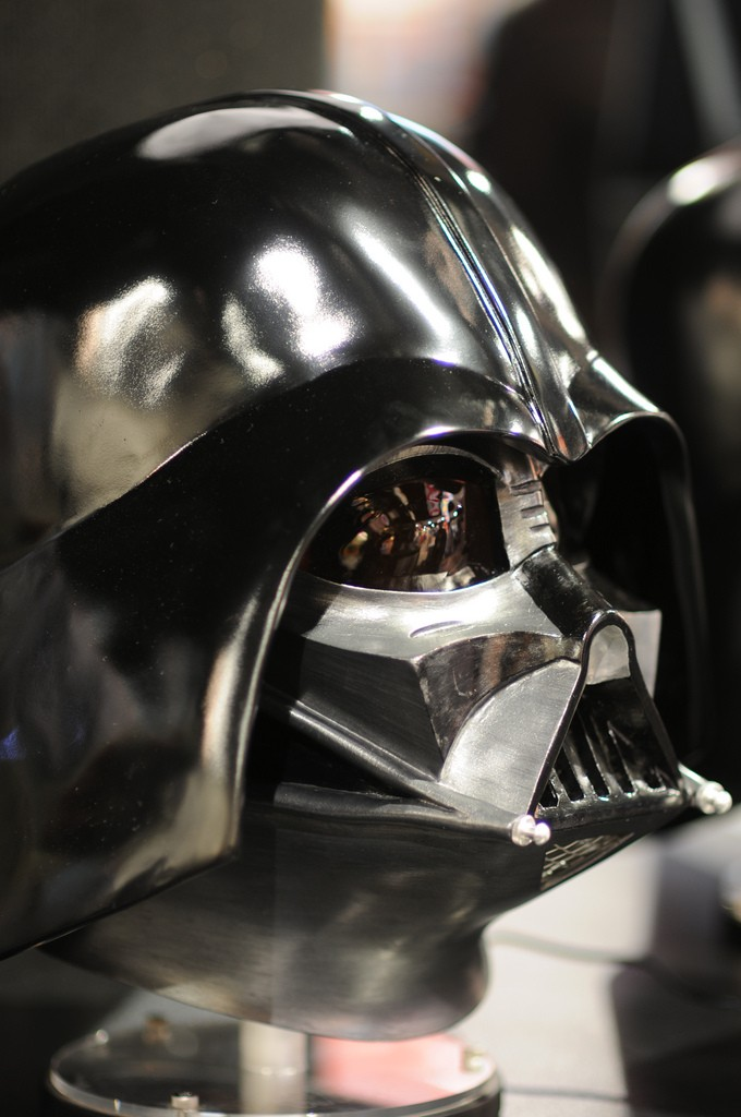 eFX - DARTH VADER HELMET LEGEND - EPISODE IV: A NEW HOPE 48181411