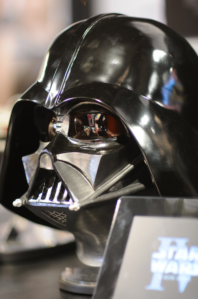 eFX - DARTH VADER HELMET LEGEND - EPISODE IV: A NEW HOPE 48187810