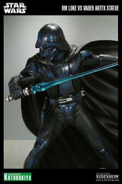 Kotobukiya - Ralph Mc Quarrie duel Vader / Luke ARTFX Statue 90105811