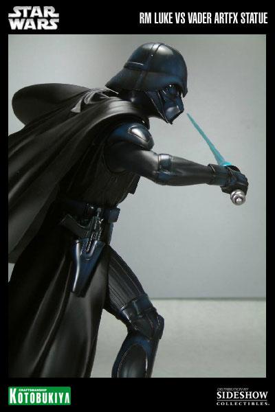Kotobukiya - Ralph Mc Quarrie duel Vader / Luke ARTFX Statue 90105812