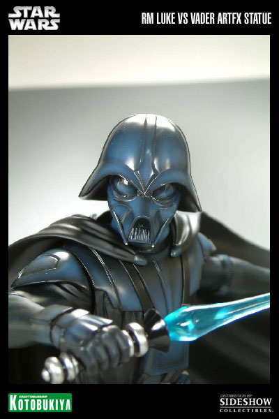 Kotobukiya - Ralph Mc Quarrie duel Vader / Luke ARTFX Statue 90105813