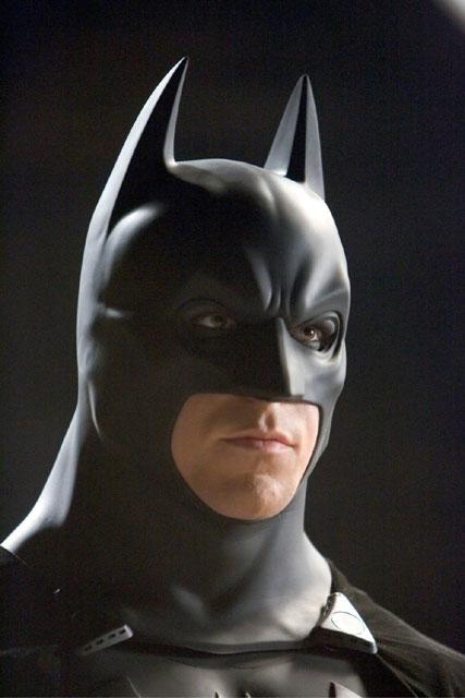 BATMAN BEGINS : Batman ( Christian Bale ) 2005 Batman12