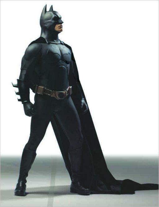 BATMAN BEGINS : Batman ( Christian Bale ) 2005 Batman17