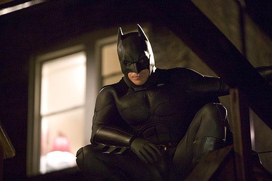 BATMAN BEGINS : Batman ( Christian Bale ) 2005 Batman18