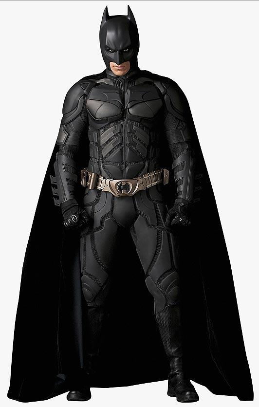 BATMAN THE DARK KNIGHT : N°2 Batman ( Christian Bale ) 2008 Batman20
