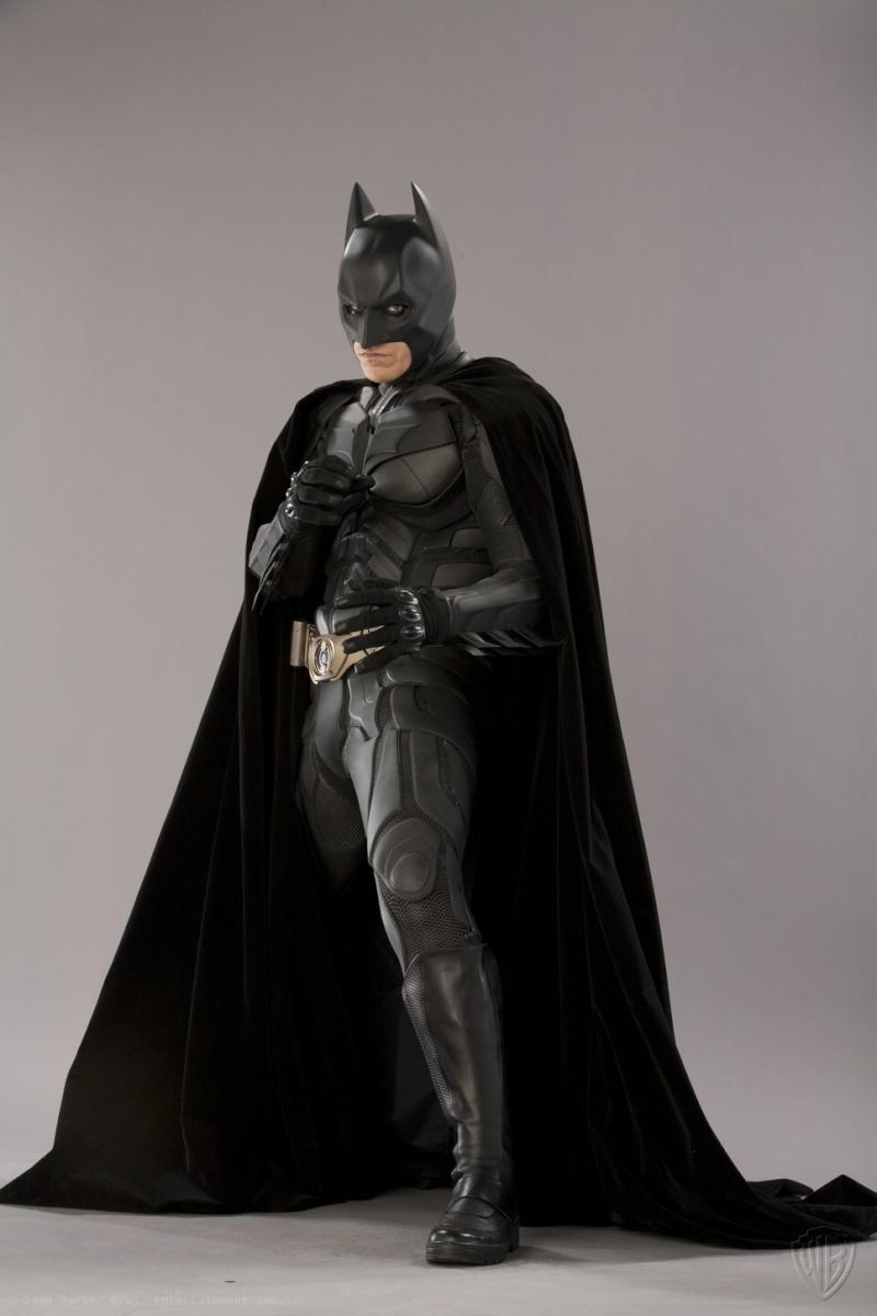 BATMAN THE DARK KNIGHT : N°2 Batman ( Christian Bale ) 2008 Batman21