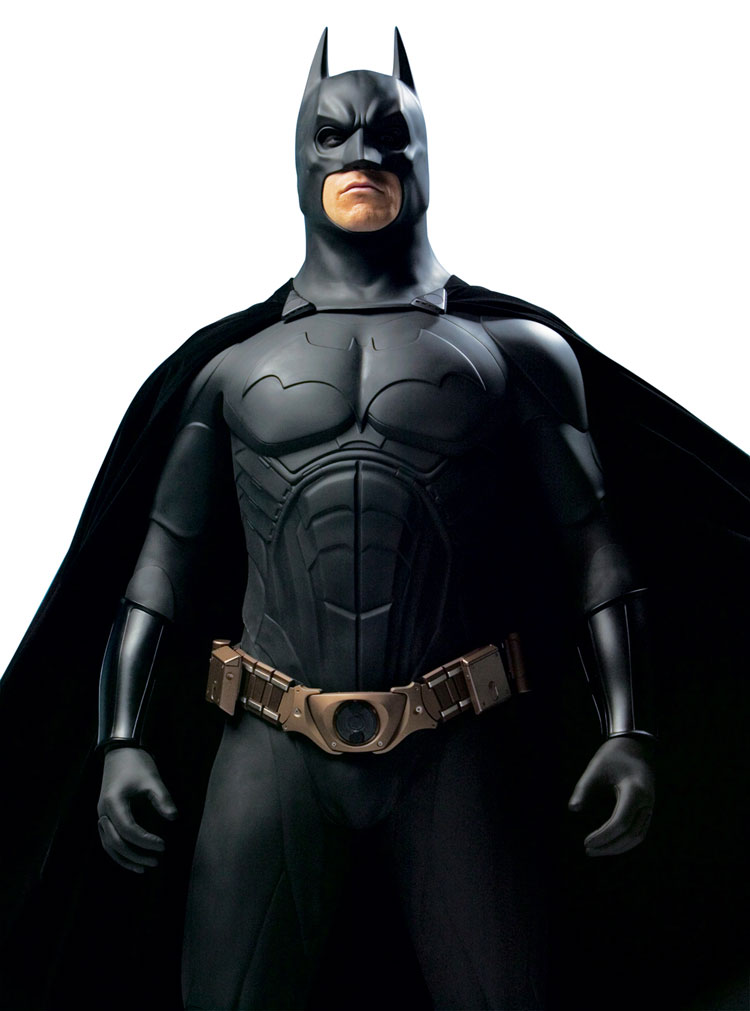 BATMAN BEGINS : Batman ( Christian Bale ) 2005 Batman23