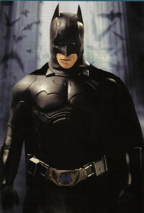 BATMAN BEGINS : Batman ( Christian Bale ) 2005 Batman25