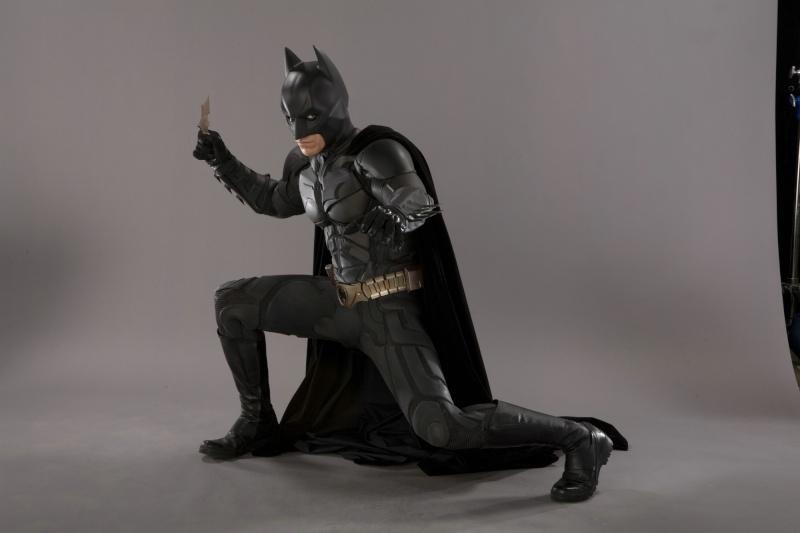 BATMAN THE DARK KNIGHT : N°2 Batman ( Christian Bale ) 2008 Batman26