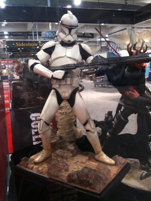 Clone trooper phase I / premium format Clonet10