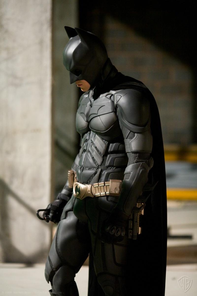 BATMAN THE DARK KNIGHT : N°2 Batman ( Christian Bale ) 2008 Dk-01110